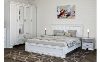 купить кровать для спальни производства ами мебель в мебельных
