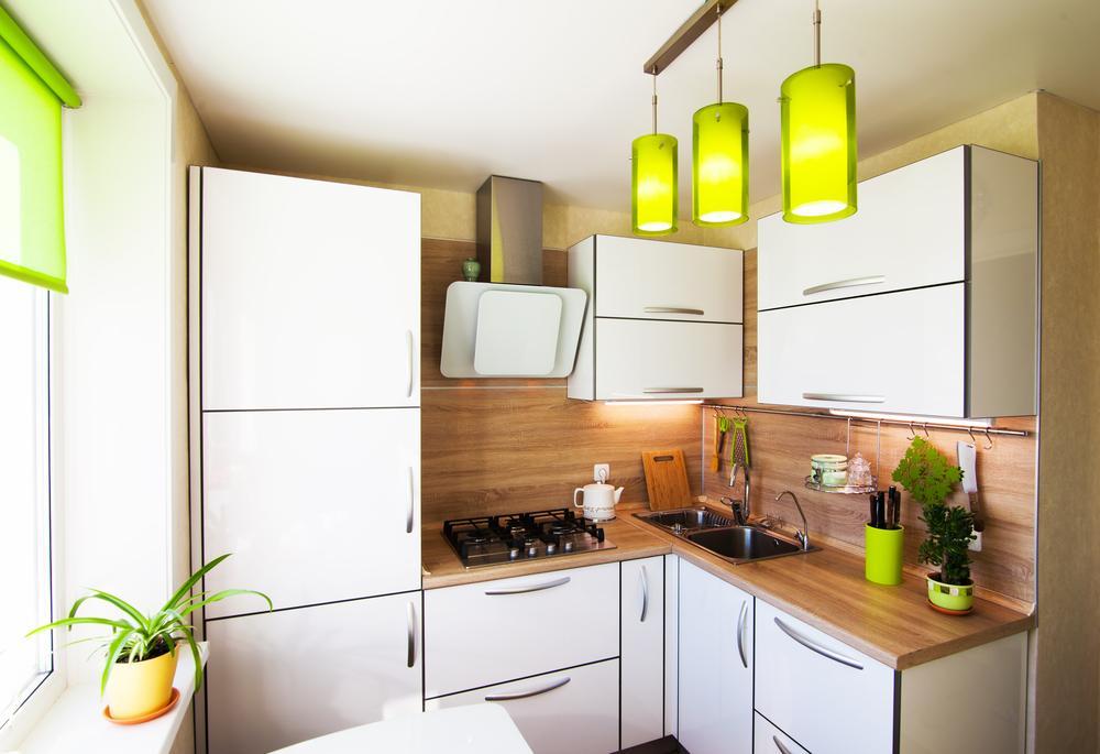 Кухни маленького размера картинки